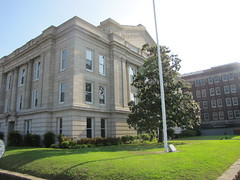 Exploring Oklahoma History: Creek County Courthouse