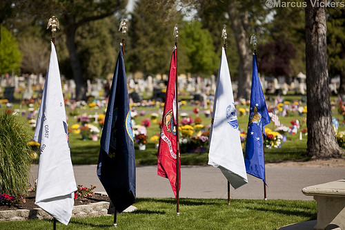 Memorial Day Ceremony, Provo UT