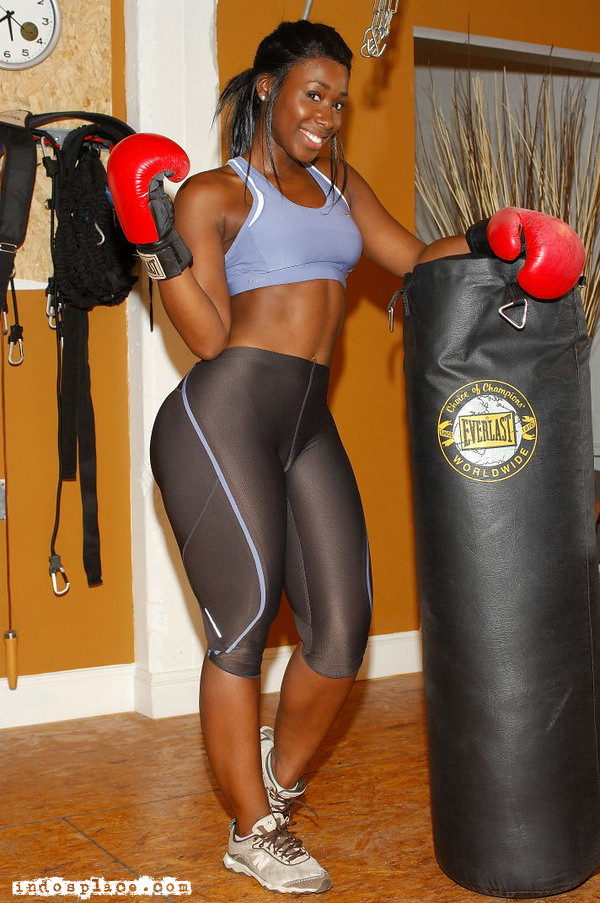 Bria Myles Gym