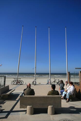 La plage, Dunkerque