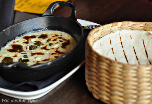 Barrio St Paul - Queso fundito
