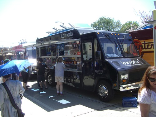 LA Food Truck: Komodo