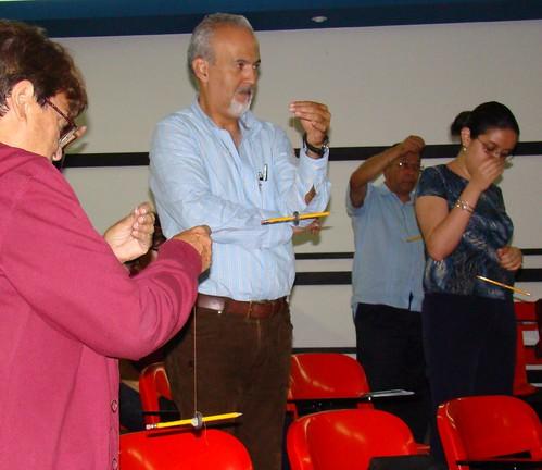 Conversatorio La migracion de los gavilanes: construcción de saberes