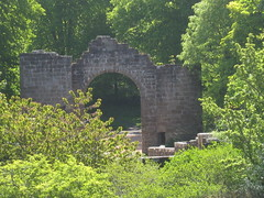 Ruined Arch, Culzean Castle