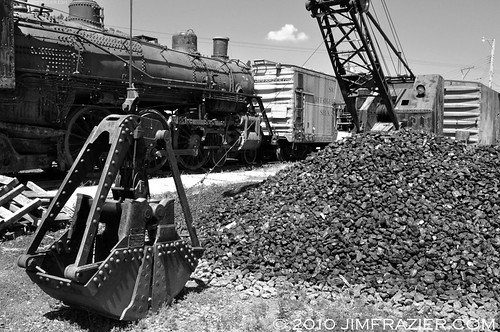 Coal for the Train