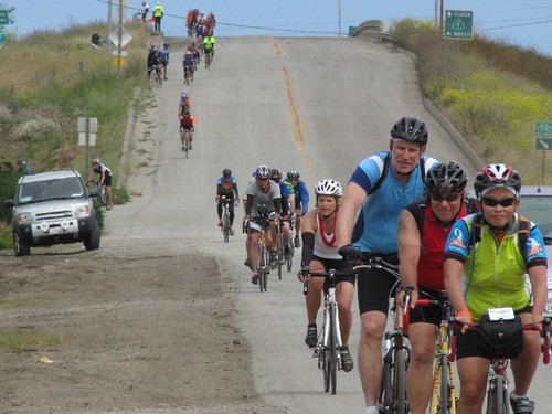 AIDS/Lifecycle Ride visits Monterey County