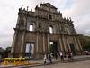 Ruins of St Paul Church