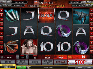 Blade slot game online review