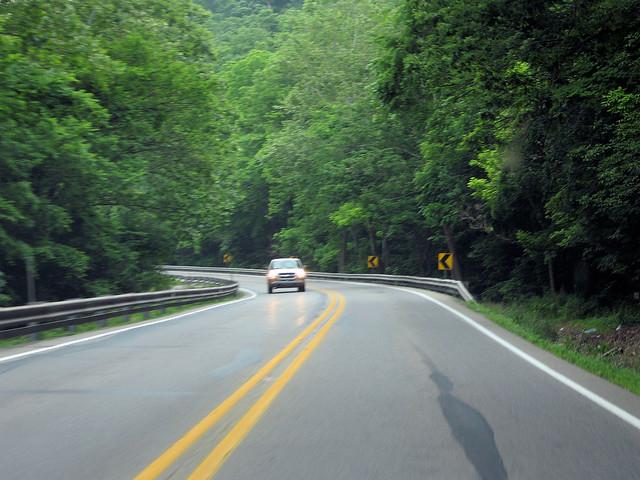 US 50 in Ripley County