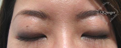 你拍攝的 Wee'p極致電眼驚燦眼線膠組(經典黑) _08。