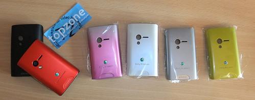 Sony Ericsson XPERIA X10 mini: mažiausias Androidas