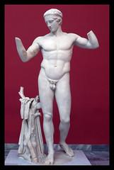 Diadúmeno (Becante) Tags: deporte policleto esculturagriega museoarqueológicoatenas diadúmeno