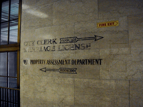 City Clerk sign 1