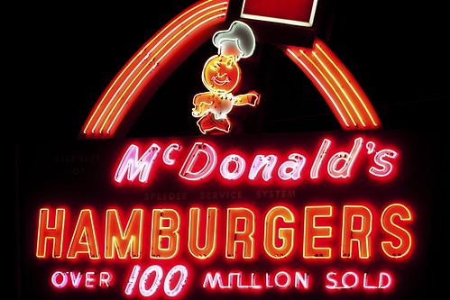 Mcdonalds Bandwagon Ads McDonald s Hamburgers