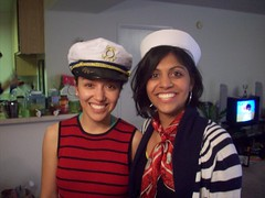 Popeye themed party :D