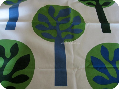 cotton tree ikea fabric