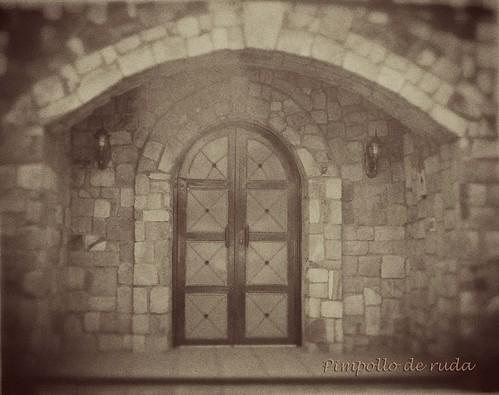 Ghost's door