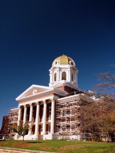 Bartow Co. Courthouse - Cartersville, GA