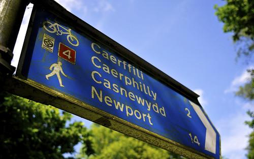 Two Miles To Caerffili