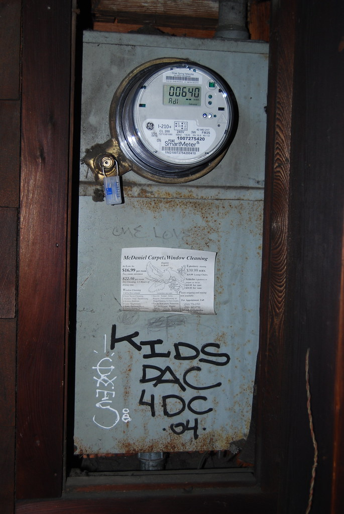 Kids DAC Graffiti RIP Oakland, CA.