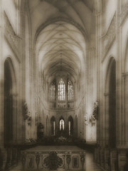 Cathedral (George*50) Tags: travel europe prague cathedral prag praha czechrepublic stvituscathedral canons1is chram cesko stvit chramsvatehovita mygearandmepremium