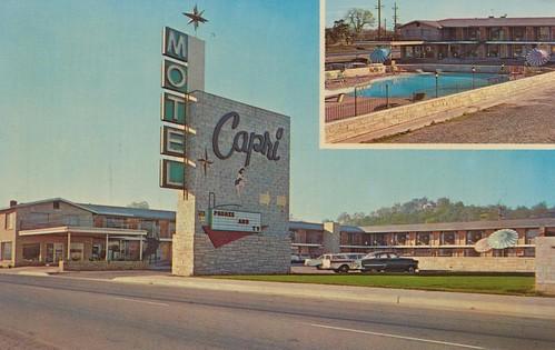 Capri Motel Redding Ca