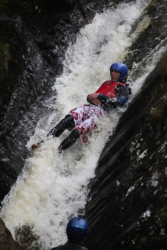 canyoning with fullonadventure 30 may 2010