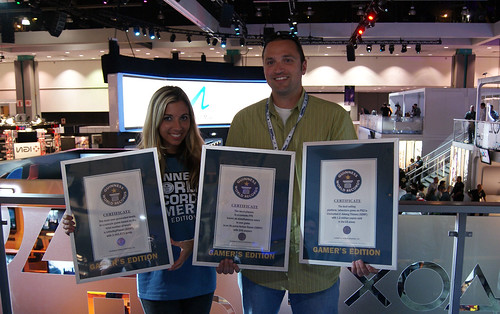 Guinness World Records PlayStation