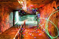Light Swirl #2 (talbright) Tags: graffiti lapp