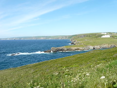 East From Port Isaac