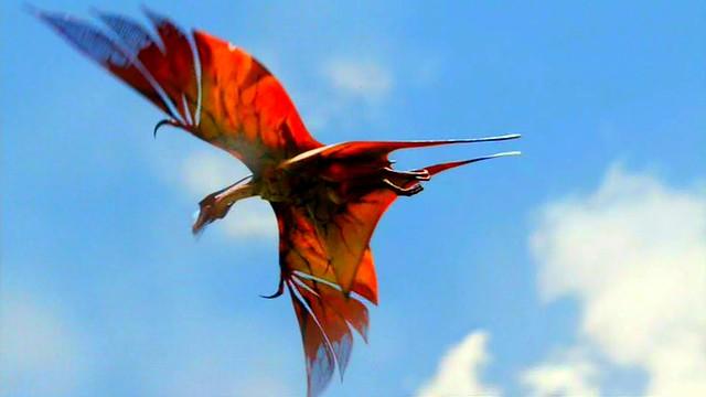 Leonopteryx Turok
