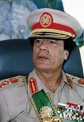 Muammar al-Gaddafi by che1899