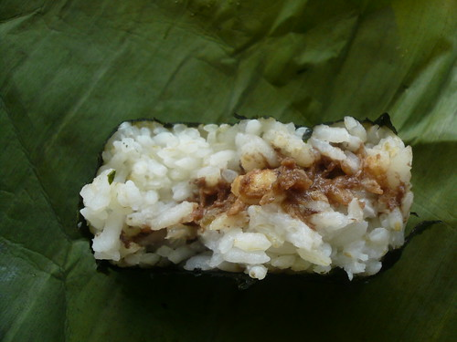 Dessert onigiri