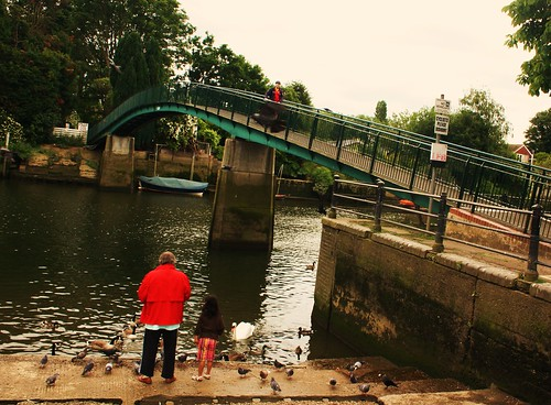 Bridge To Eel Pie Island