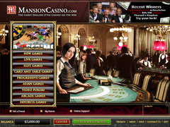 Mansion Casino Lobby