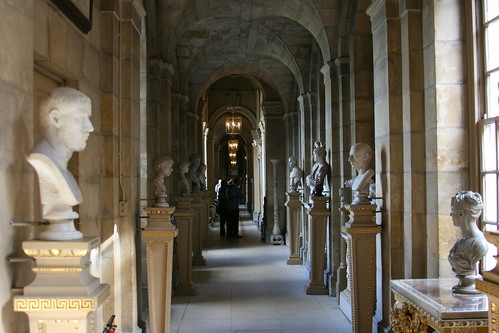 Statuary Hall, Castle Howard