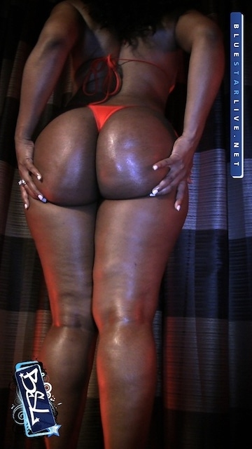 BSL - Jazzie Belle - Red Thong (Pt. 4)