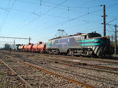 Parcito! (daniel_01986) Tags: tren breda locomotora electrica talca e32 carga fepasa