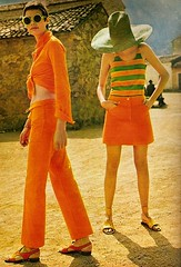 1967 (Classic Style of Fashion (Fourth)) Tags: elle 1967 vintagefashion vintagemagazine 1960s 1960sfashion