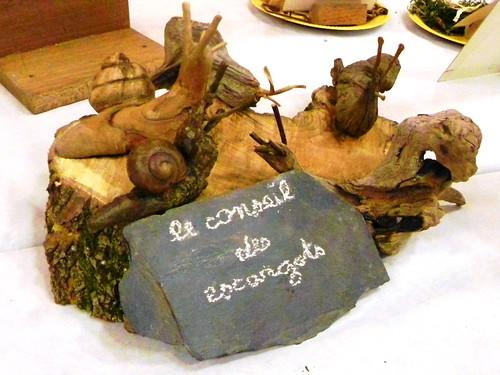 21 Le conseil des escargots par Jean Paul L..jpg
