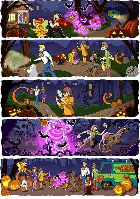 google haloween final