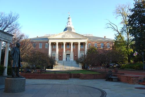 Annapolis Statehouse