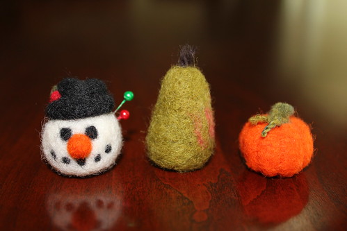 Felt Pin Cushion Minis