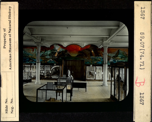 Glass Lantern Slide
