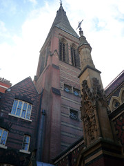 Steeple, William Butterfield, All Saints Margaret Street, London