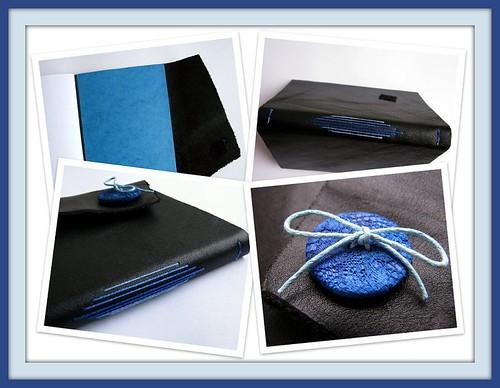 Long stitch binding