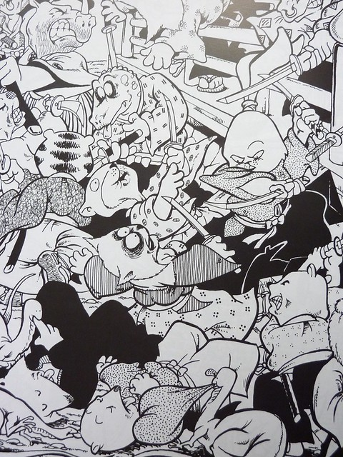 Usagi Yojimbo: The Special Edition by Stan Sakai - detail