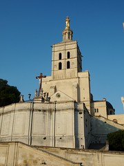 Avignon (lukenotskywalker60) Tags: avignon provance france architecture medieaval unesco heritage site cathedral notre dame des doms davignon