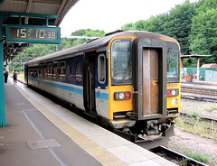 153311 (R~P~M) Tags: train railway dmu multipleunit 153 sprinter angliarailways ipswich suffolk england uk unitedkingdom greatbritain diesel