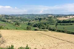 Marche 2017 – View (Michiel2005) Tags: view uitzicht heuvels italia italy italië marche marken demarken